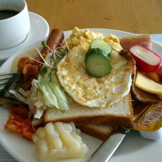 飯店早餐 - ใน苓雅區 จากร้าน85百匯栢麗廳 (苓雅區)|Kaohsiung / Pingtung