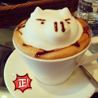 3D Coffee - Wanhua District's In% Hair Cafe 西寧店 (Wanhua District)|Taipei