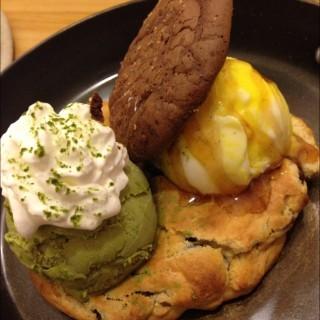 คุ้กกี้ไอติม -  วังใหม่ / Creamery Boutique Ice-cream (ครีมเมอรี่) (วังใหม่)|กรุงเทพและปริมลฑล