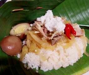 Nasi Liwet -  dari Nasi Liwet Yu Sani (Jawa) di Jawa |Other Cities