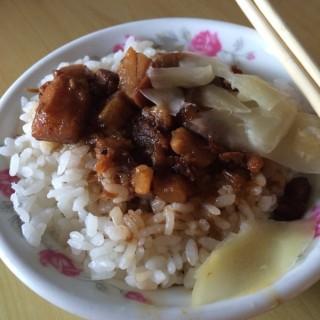 魯肉飯 - West Central District's 金生小吃店 (West Central District)|Tainan