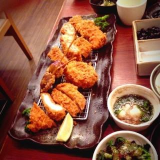 雙人套餐 - West Central District's 勝博殿 新光三越台南西門店 (West Central District)|Tainan