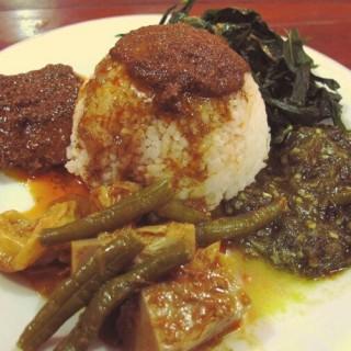 Nasi Padang -   / RM Sederhana Bintaro (Tebet) Jakarta