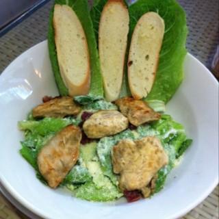 Caesar Salad - Ubud's Kakiang Bakery (Ubud)|Bali