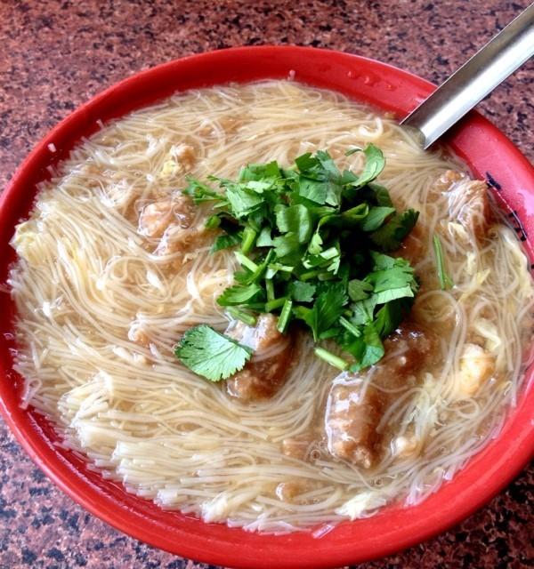 麵線糊 -  dari 王罔麵線糊 di Lukang Township |Taiwanese - Changhua / Nantou