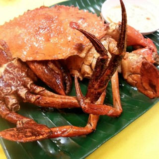 Honey Lemon Crab - Kepong's Fatty Fatty Crab Restaurant (Kepong)|Klang Valley