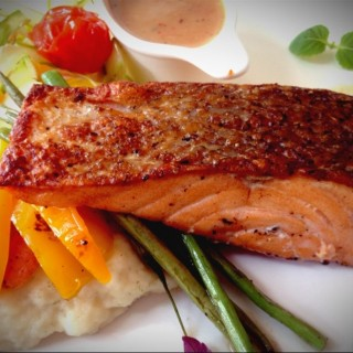 Grilled Salmon  - River Valley's tcc - The Connoisseur Concerto (River Valley)|Singapore