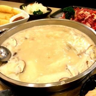 瑤柱冬瓜湯   - 位於的禾牛薈火煱館 (九龍城) | 香港