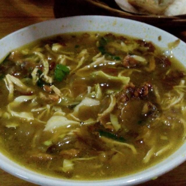 Soto Ayam Kampung  - Seminyak's Goa Warung|Restaurant - Bali