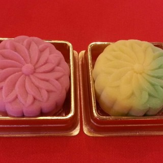 snow skin mooncake - 位於Sudirman的Fok Luk Sau (Sudirman) | 雅加達