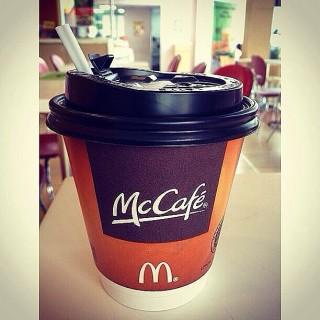Hot Coffee -  dari McDonald's (Rungkut) di Rungkut |Surabaya