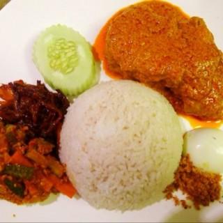 Nasi Lemak -  dari Madam Kwan's (Telok Blangah) di Telok Blangah |Singapura