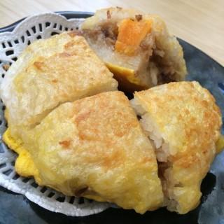 蛋煎糯米雞 - 位于尖沙咀的點一龍 (尖沙咀) | 香港