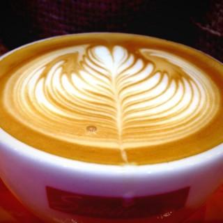 Cappuccino - Tha Raeng's Salotto Coffee (Tha Raeng)|Bangkok