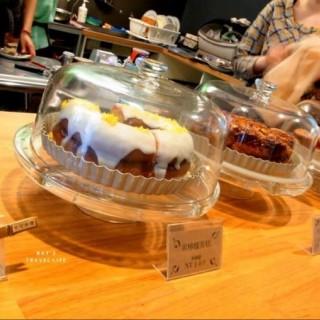 dari Die Flügel cafe (中正區) di  |Taipei