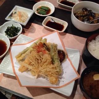 Mixed Tempura - Makati's Sugi (Makati)|Metro Manila