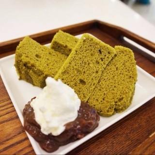 抹茶戚風蛋糕 - 位於大安區的TSUJIRI 辻利茶舗 台北忠孝SOGO店 (大安區) | 台北