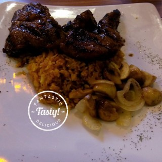 Lamb with Arabian Rice -  dari Double Decker (Jawa) di Jawa |Other Cities