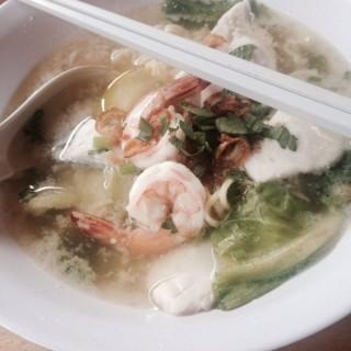 Sop Ikan Campur - Batam's Kedai Kopi Sudi Mampir (Batam)|Other Cities