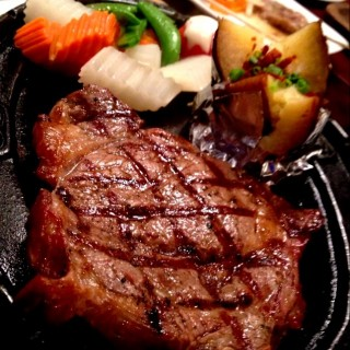 Ribeye Steak - Khlong Toei Nuea's Chokchai Prime Steak House (Khlong Toei Nuea)|Bangkok