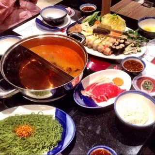 Paket A plus daging sapi dll - Thamrin's MK Restaurant (Thamrin)|Jakarta