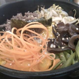 korean food  -  dari Rumah Lezat Simplisio (Karapitan) di Karapitan |Bandung