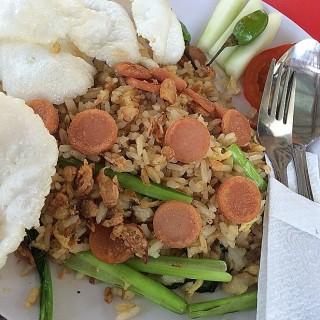 Nasi goreng sosis - Jawa's Resto Gama (Jawa)|Other Cities