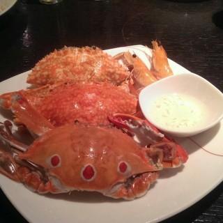 花蟹、三點蟹 - ใน信義區 จากร้านLatest Recipe (信義區)|Taipei
