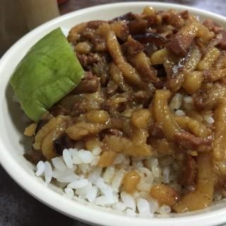 滷肉飯(中) -  中正區 / 金峰魯肉飯 (中正區)|台北