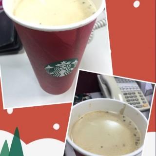 蔓越莓白摩卡 -  dari Starbucks Coffee (新店區) di 新店區 |New Taipei / Keelung