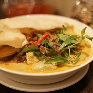 Lontong Cap Gomeh -  dari Kafe Betawi (Thamrin) di Thamrin |Jakarta