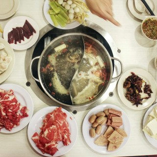 steamboat - Bugis's Ting Yuan Hot Pot Buffet (Bugis)|Singapore