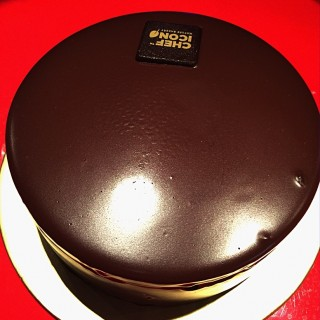 Pure chocolate cake - Outram's Chef Icon Nature Bakery (Outram)|Singapore
