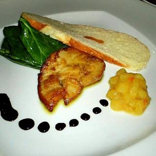 foie gras + mango  -  dari Prego (Bukit Bintang) di Bukit Bintang |Klang Valley