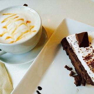 Caramel latte - Ortigas's Subspace Cafe' (Ortigas)|Metro Manila
