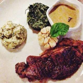 australian steak  -  dari Sawa Steaks & Grill, Japanese Restaurant (Asem Gede) di Asem Gede |Yogyakarta