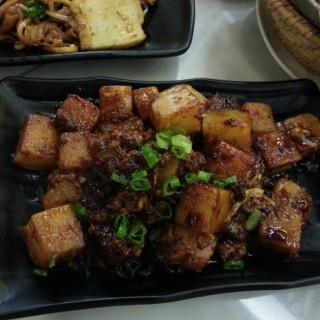 招牌黑醬油炒蘿蔔糕 - 位於的海南少爺 (沙田) | 香港