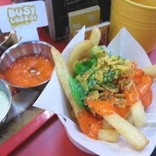 hi fries seaweed and cheese - ในSlipi จากร้านHi Fries (Slipi)|Jakarta