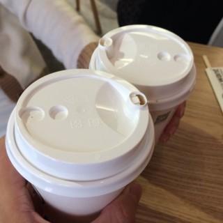 Cappuccino - ใน人民广场 จากร้านSeeWant caf'EX (人民广场)|Shanghai