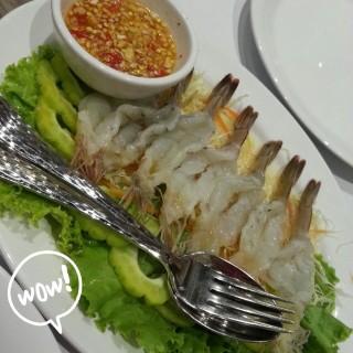 กุ้งแช่น้ำปลา - 位于ลุมพินี的Somboon (ลุมพินี) | 曼谷