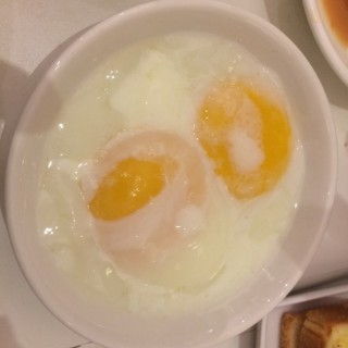 Half Boiled Eggs -   / 土司工坊 (Serangoon)|Singapore