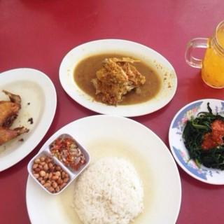 Ayam Betutu Original -  dari Ayam Betutu Khas Gilimanuk Bali (Rawamangun) di Rawamangun |Jakarta