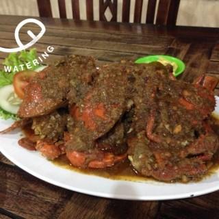 Kepiting Saus Bagan  - Simpang Lima's JJ Resto (Simpang Lima)|Semarang