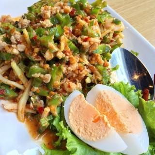 ยำถั่วพลู - Lum Phi Ni's Savoey (Lum Phi Ni)|Bangkok