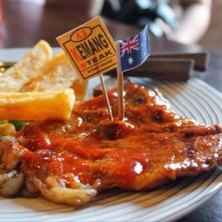 T Bone Steak -  Pantai Indah Kapuk / Kemang Steak (Pantai Indah Kapuk)|Jakarta