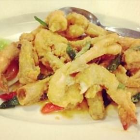 Udang gr rujak - ใน จากร้านChinese Food AHwa (Muara Karang)|Jakarta