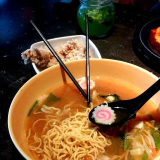 Chicken Kaarage Ramen -  dari Tokyo Connection (Cihampelas) di Cihampelas |Bandung