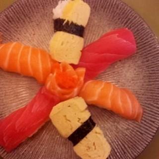 Birthday Sushi -  dari Sushi Kiosk! by Sushi Tei (Puri Indah) di Puri Indah |Jakarta