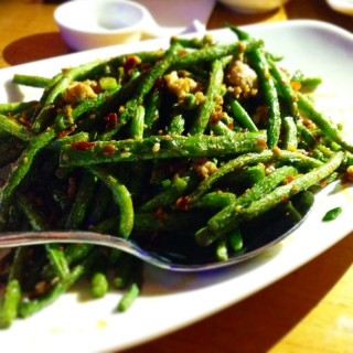 French bean in xo sauce  - Sentosa's Blue Lotus (Sentosa)|Singapore