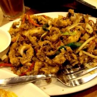 Deep Fried Cuttlefish with Spicy Salt - Wack-Wack's Super Bowl of China (Wack-Wack)|Metro Manila